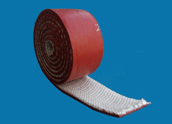 FD030 Fiberglass Silicone Rubber Belt