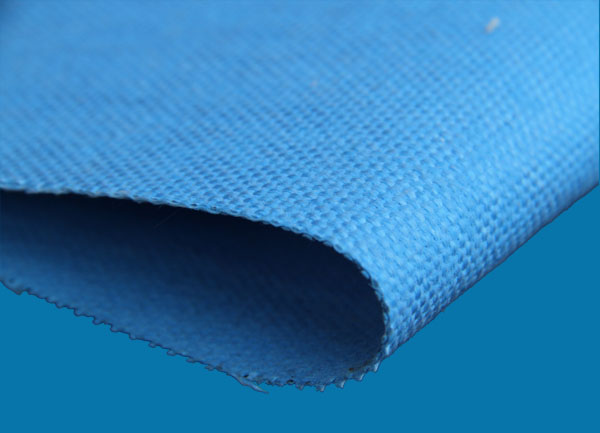 Glass fiber vermiculite cloth for bonnets, welded curtains