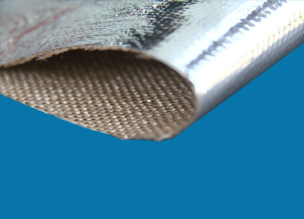 Fiberglass Coated Aluminum Foil